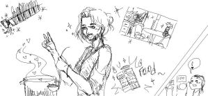 oh Thor *in love* by SweetDreams1803