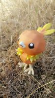 Torchic by nekonyan3