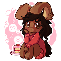 Chocobun by lullabun