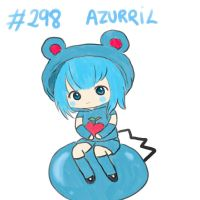 298. Azurril by Nowii