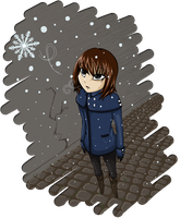 Winter is coming. by Gakii