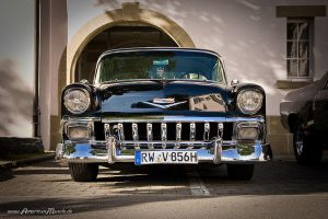 56 oldstyle bel air by AmericanMuscle