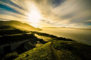 Marin Headlands by 5isalive