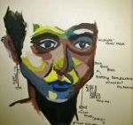 Color Coated Man by Maccabree