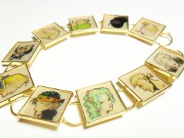 Final Fantasy VI bracelet by terrabranford82