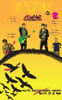 All Time Low Concert Poster by killerSODAcan