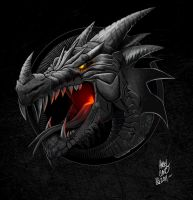logo dragon by angelcanohn