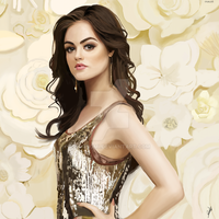 Lucy Hale by Yannomi
