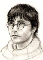 Young Harry by LMRourke