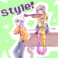 Soul Eater: Style by ahnline
