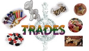 Trades for my stuff by silverbeam