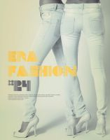 Era Fashion n24 cover by Fedrick