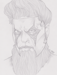 Jim Root: Slipknot by ArtOfTypH