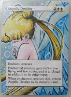 mtg Altered - Angelic Destiny Sailor Moon by ClaarBar