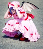 Cosplay - Remilia Scarlet - CHARISMA BREAK by hanyaanfaery