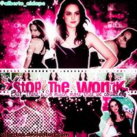 Elizabeth Gillies by AlbertoA