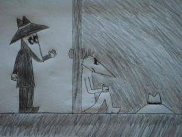 Spy vs Spy - Do you want to reconcile? by s233220