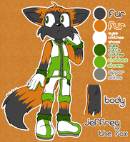 Jeffrey - Ref by Sonicgirl21 by SEMC