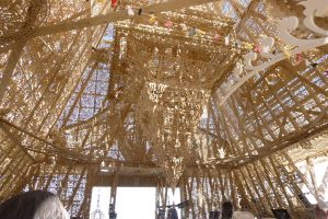 Burning Man 2012 - Inside the Temple by Starjuice