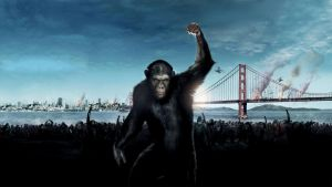 Rise Of The Planet Of The Apes [Wallpaper] by PhetVanBurton