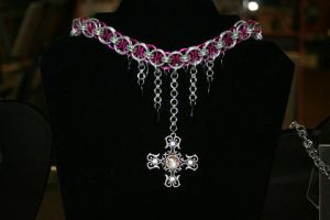 Necklace 3 by Lillaanya