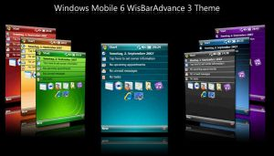 Windows Mobile 6 WA3 Theme by Falco953