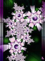 PurpleRain of Flowers by coby01