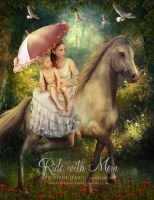 Ride with mom by katherine-lemus