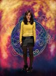 Clara Oswald - Time of the Doctor by RabidDog008