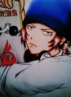 Yata Misaki This is my! by haru4lavi