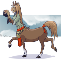 Sightseeing by Wolfy-T