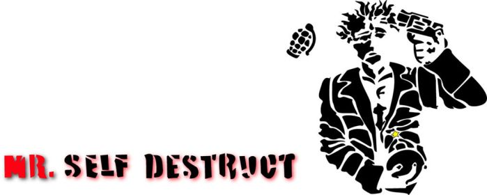 Mr.SelfDestruct by freshforit by NIN-on-DA