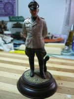 Rommel 1/16 figure - Final Version 1 by LacheV