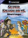 Comm: Smash Bros Marriage by Luifex
