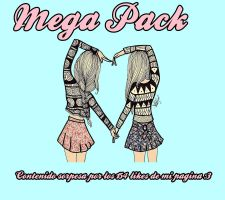 Mega Pack :3 by Camyloveonedirection