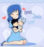 Juvia Loves by xxSamChan