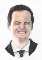 Jim Moriarty by Shuploc