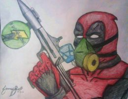 Deadpools Extermination Service by TheWolfheart89