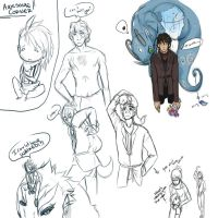 Issac sketch page 2 by Silent-Songs