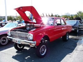 '63 Falcon Gasser by DetroitDemigod