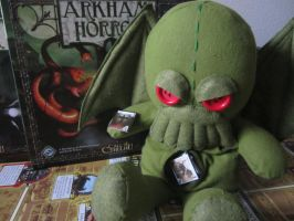 Arkham horror anyone? by Rei2jewels
