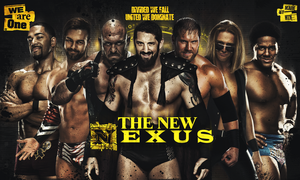 WWE The New Nexus 2014 Wallpaper by HTN4ever