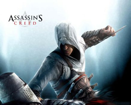 Assassin's Creed Wallpaper by PervertedFoxxy
