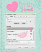 Cursor Pretty Heart. by CreatiiveStyle