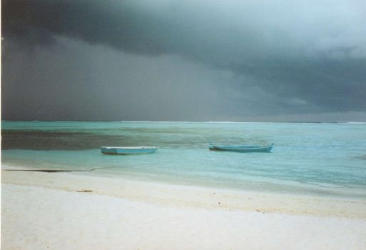 Storm over The Indian Sea by pheonix-were