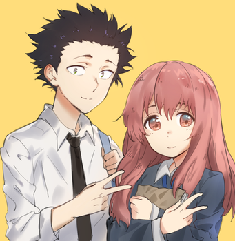 Koe no Katachi by sendrawz