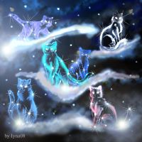 The StarClan by Iyna08