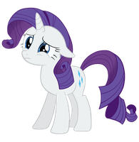 Rarity - vector by Jamy-Jamy