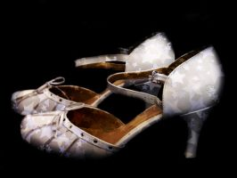 Stary Shoes by KerovinBlack