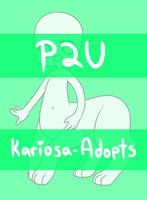 P2U Taur base 2 by Kariosa-Adopts